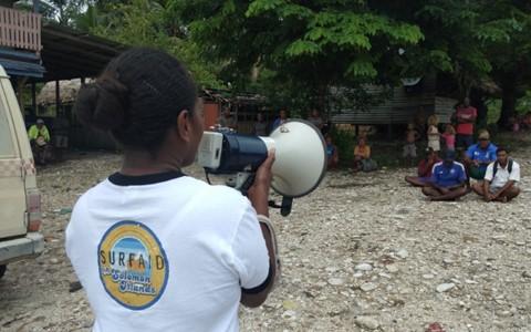 Women's Health in Solomon Islands